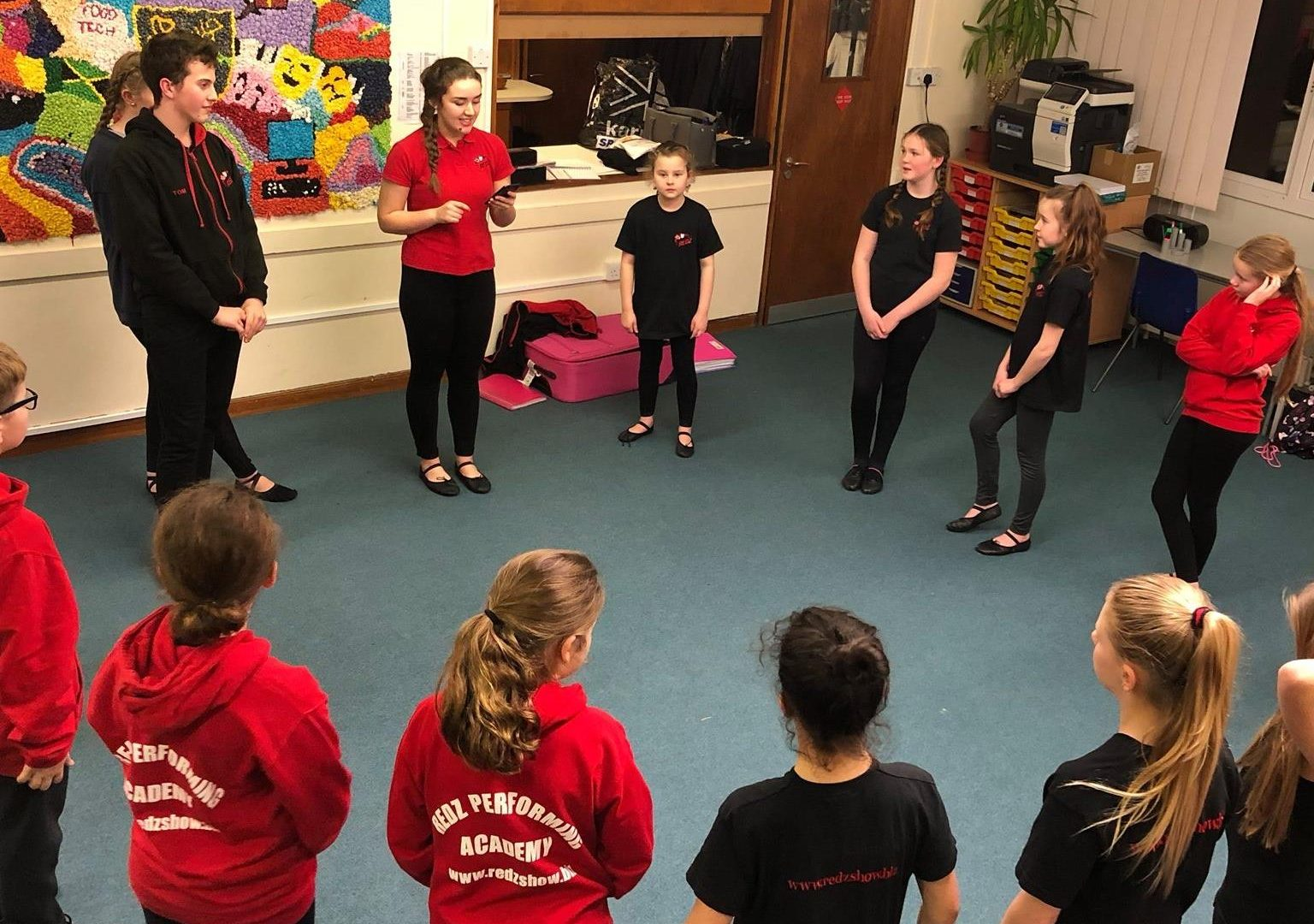 Drama Workshop for the Easter Holidays
